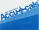 Accu-Cals by SMP Industries logo
