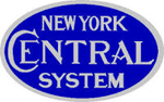 New York Central RR logo