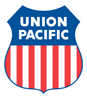 Union Pacific RR logo