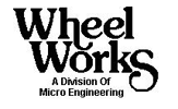 Wheel Works (Div of Micro Engineering) logo